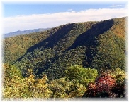 Blue Ridge mountainsei