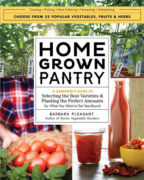 cover homegrown pantry